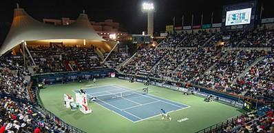 두바이 면세점 테니스 선수권 대회