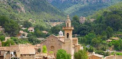 Monastery at Valldemossa
