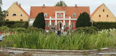 Domaine du manoir de Katrinetorps Landeri