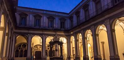 Church of San Lorenzo Maggiore