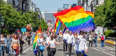 Pride Festival Brüssel