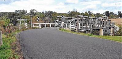 Middle Falbrook Bridge