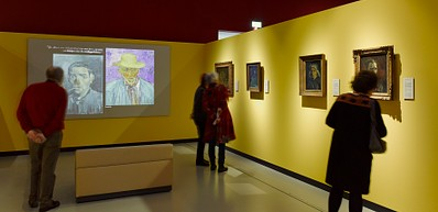 Close to Vincent van Gogh and Hieronymus Bosch - Het Noordbrabants Museum