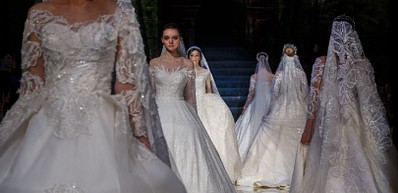 14-17 November 2019: St. Petersburg Bridal Fashion Week