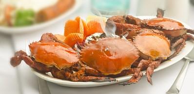 Cosmic Crab Cafe