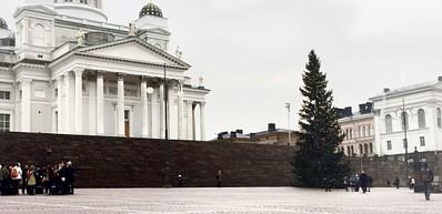 赫尔辛基一日游