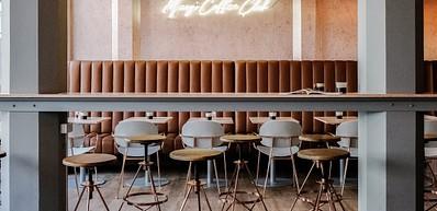Кафе Mary's Coffee Club
