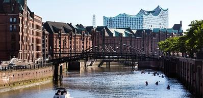 Hamburgs kulturarv som sjöfartsstad