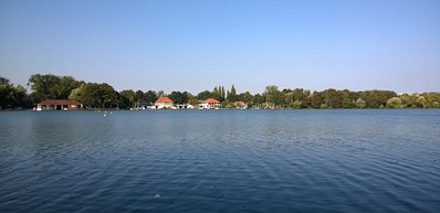 Le lac Maschsee