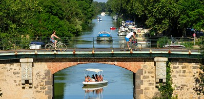 Il Canal du Midi: il sogno del Re Sole