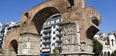 The Arch of Galerius (Kamara)