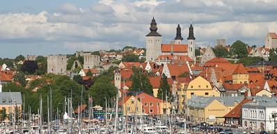 Ville hanséatique de Visby