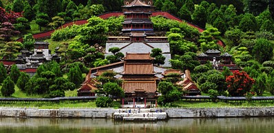 Splendid China Folk Village /  锦绣中华民俗村