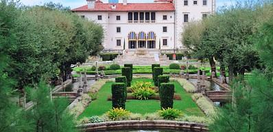 比斯卡亚花园博物馆 (Vizcaya Museum & Gardens)