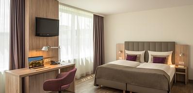 Hotel Dorint an der Messe Basel