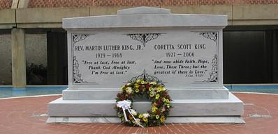Parque Histórico Nacional Martin Luther King Jr. / The King Center