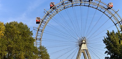 The Prater & Giant Ferris Wheel