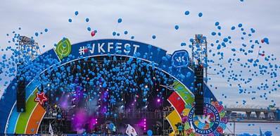 20 July 2019: Vkontakte Festival