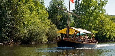 Boat Trips on the Dordogne River