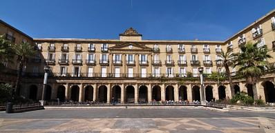 Plaza Nueva - Plaza Barria