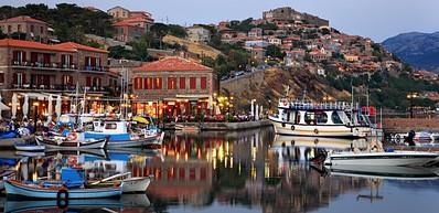 Trips to Samos and Mytilini