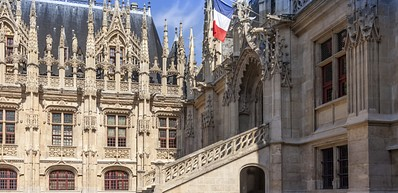 Courthouse of Rouen