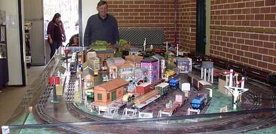 Eisenbahnmuseum von Richmond Vale