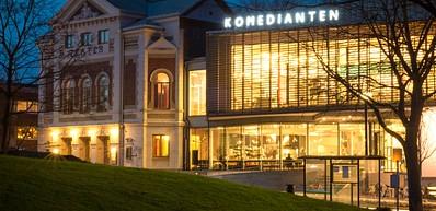 Cultural House Komedianten & Varbergs Art Gallery