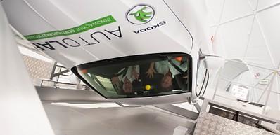 SKODA Auto Lab - Interaktywne Centrum Bezpieczeństwa