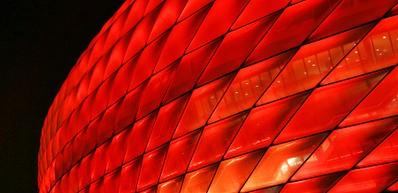 Альянц Арена и музей ФК «Бавария»