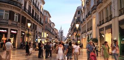 Best Shopping Malaga Spain