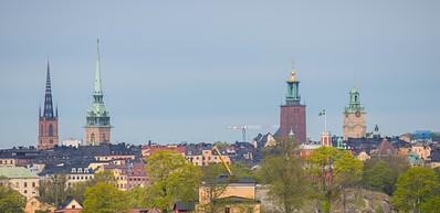 Millennium Tour et promenade dans la ville d'ABBA (ABBA City Walk)