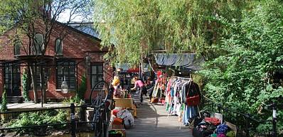 Sunday Market at Blå