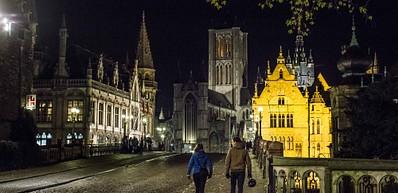 Sint-Michielsbrug, romantiek in Gent