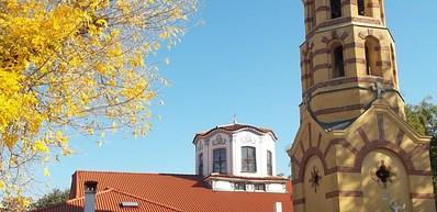 Kirche Sveta Nedelya