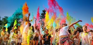 14-16 June 2019: Festival of Colours
