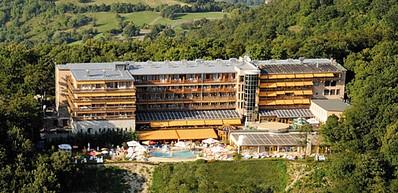 Panoráma Étterem - Hotel Silvanus