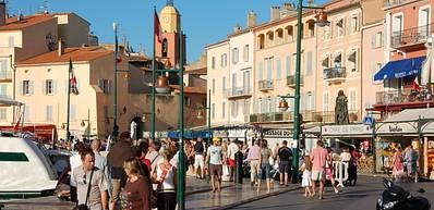 Beachfront, Saint-Tropez