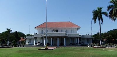 Governor's Residence (Grahadi)