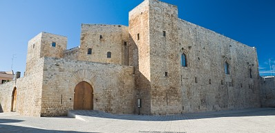 Il Castello Svevo (das Normannisch-schwäbische Kastell)