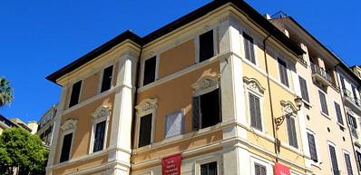 The Keats-Shelley House