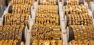 Souk de l'or