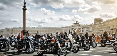 1-4 August 2019: St.Petersburg Harley-Days