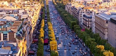 Champs-Élysées (Campos Elísios)