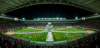 Karneváléj: Örömünnep a Stadionban