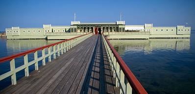 Ribersborgs Open-swimming-pools