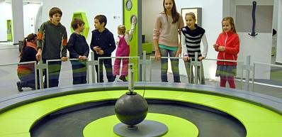 Agóra Wissenschaftliches Erlebniszentrum