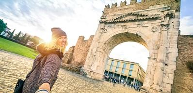 Arco D'augusto (Augustusbågen)