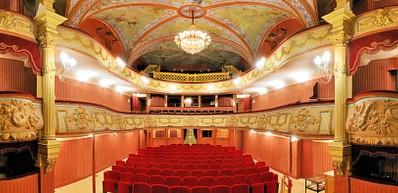 Théâtre historique de Pézenas