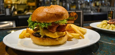 Stockton Restaurant Week (January)